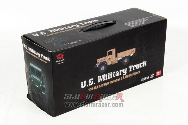 HengLong US Military Truck 001