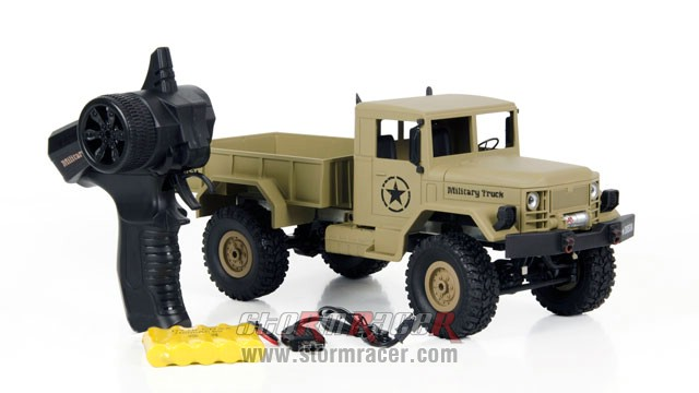 HengLong US Military Truck 004