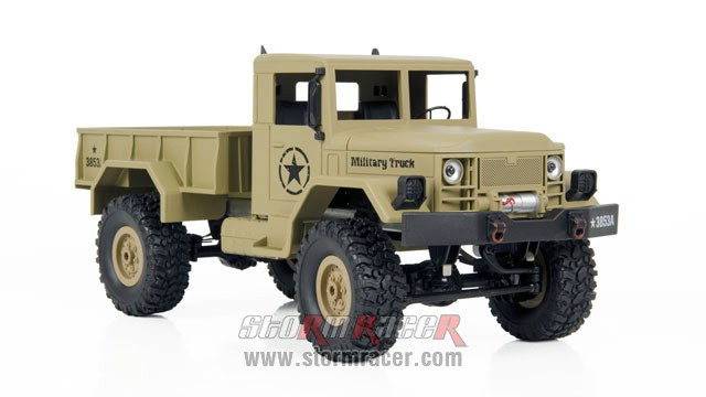 HengLong US Military Truck 012