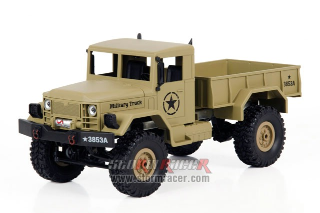 HengLong US Military Truck 014