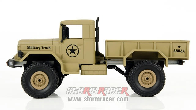 HengLong US Military Truck 017