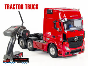 Mercedes Benz ACTROS 1851 RTR (1/14 Scale)