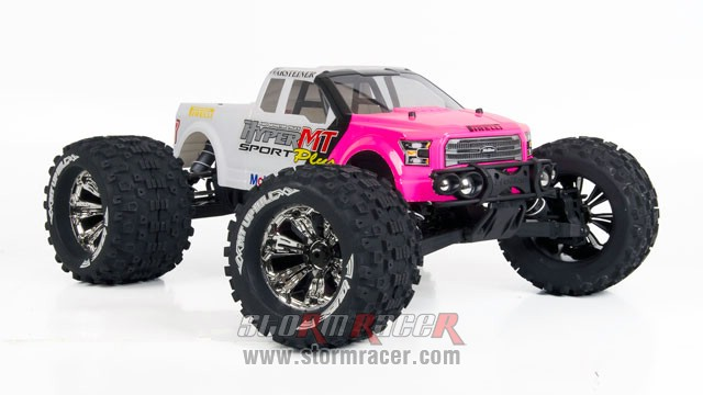HoBao 1/8 Monster Hyper MT Electric (Kit 80%) 002