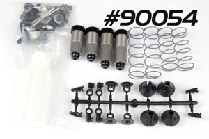 Hobao 1/8 Buggy Shock Set #90054 (4P)