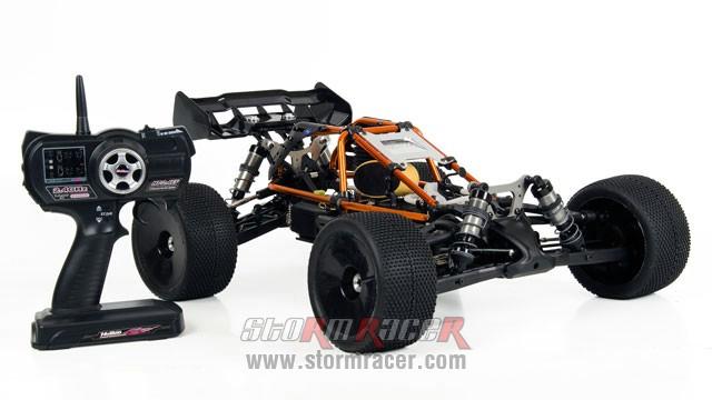 Hobao Hyper Cage Truggy Nitro 1-8 RTR HB-CT-C30RG 002