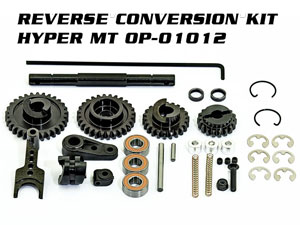 Hobao Hyper MT Reverse Conversion Kit OP-01012