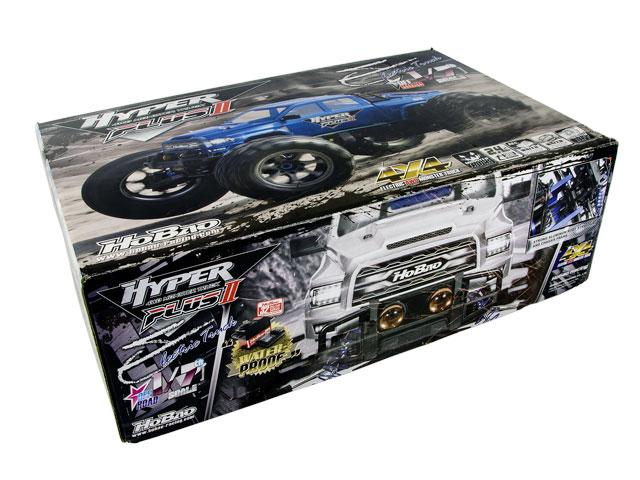 HoBao Monster 1/7 EP Kit 80% 001