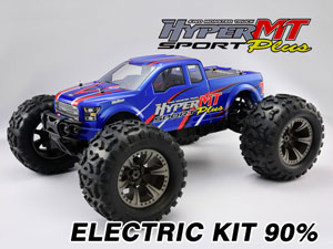 HoBao 1/8 Monster Hyper MT BLS 150A (Kit 90%)