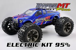 HoBao 1/8 Monster Hyper MT BLS 150A (Kit 95%)