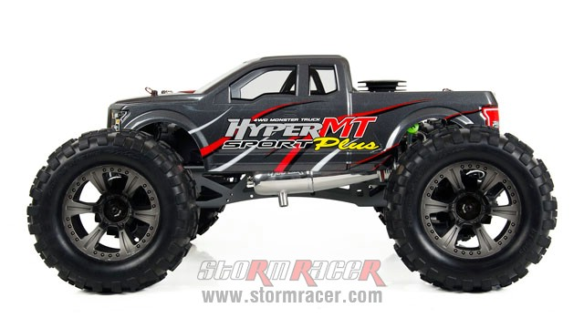 Hobao Monster Truck HB-MT-C30BUN 010