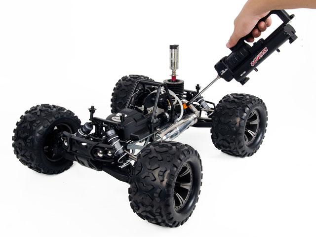 HoBao 5.0cc Monster Truck Nitro RTR 2.4G 001