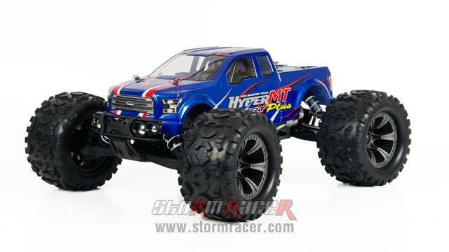 Hobao Monster Truck HB-MT-C30BUN 2 Số 005