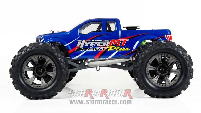 Hobao Monster Truck HB-MT-C30BUN 2 Số 012
