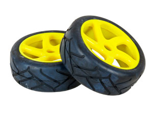 HobbyPro 1/8 Rally Tires Set (2P)