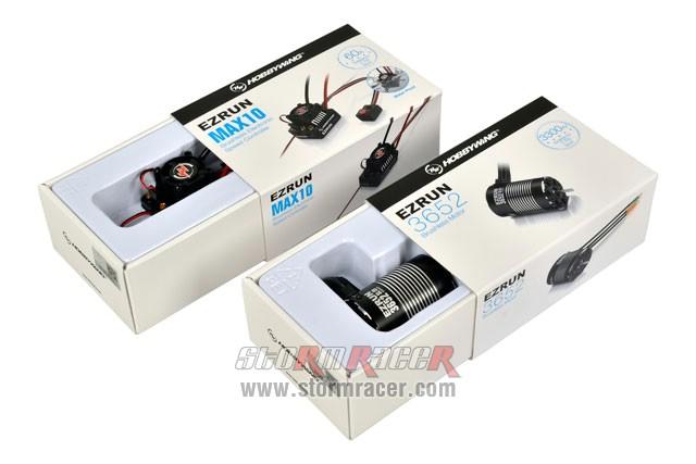 Combo Hobbywing MAX10 60A 3300KV 006
