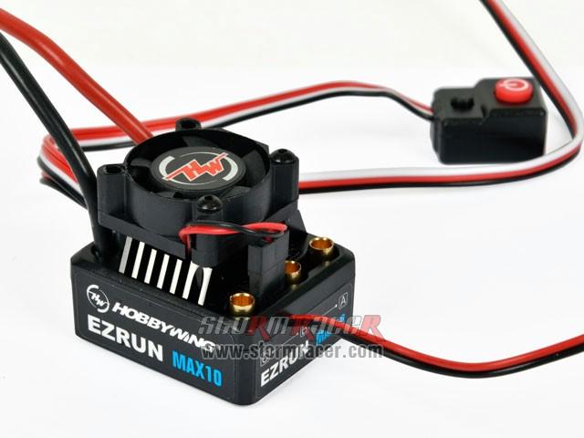 Hobbywing BLS ESC MAX10 60A 003
