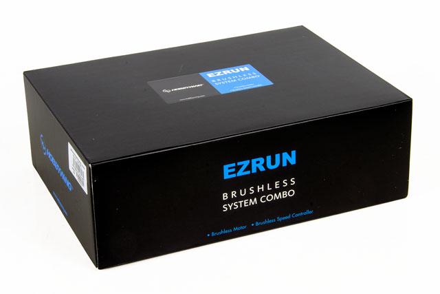Combo HobbyWing EZRUN MAX6 160A 1650KV 002