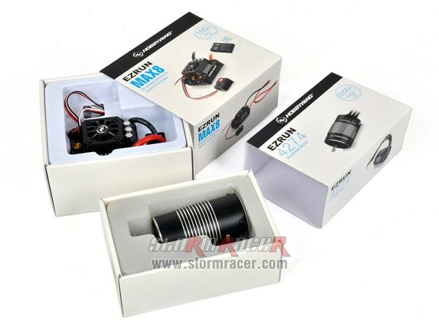 Combo Hobbywing MAX8 150A 2200KV 006