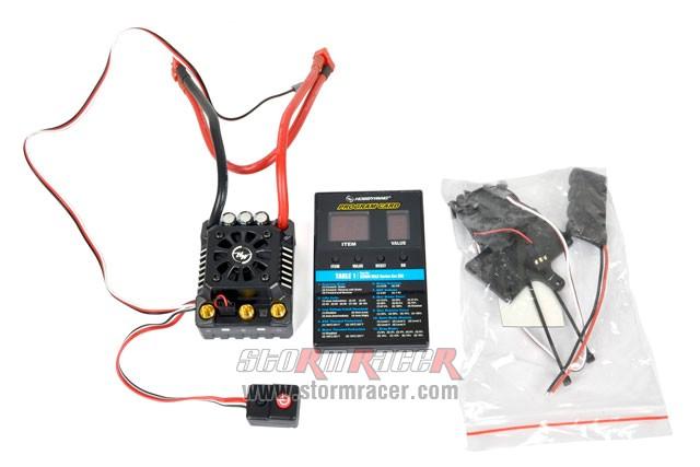 Combo Hobbywing MAX8 150A 2200KV 002