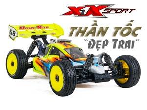 HongNor Buggy X1X 'Thần Tốc'