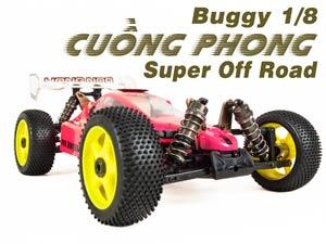 Hongnor Buggy X1X 'Cuồng Phong' RTR 2,4G