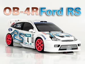 Magic 1/10 On road OB-4R FORD RS Electric