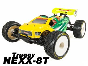 Hongnor Truggy NEXX-8T Alpha.28 Version