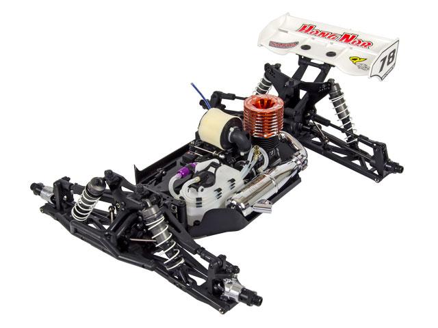 Hongnor Truggy Booster Alpha T850 + Sanwa 010