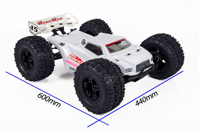 Hongnor Truggy X2CRT BOOSTER Brushless 150A 004