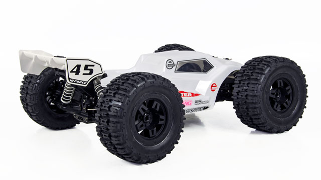 Hongnor Truggy X2CRT BOOSTER Brushless 150A 005
