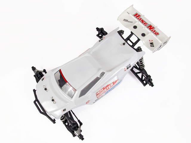 Hongnor Truggy X2CRT BOOSTER Brushless 150A 006