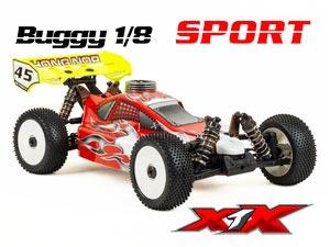 HongNor Buggy X1X 'SPORT' 2,4 RTR 80km/h