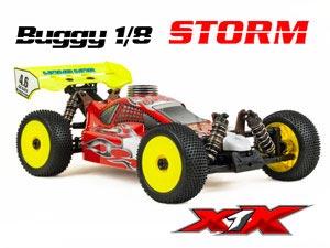 HongNor Buggy X1X 'STORM' 2,4 RTR 80km/h