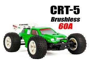 Hongnor 1/12 Truggy CRT-5 Brushless RTR (95km/h)