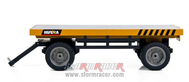 1/10 Alloy Flatbed Trailer 002
