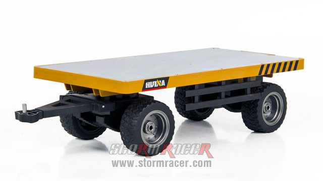 1/10 Alloy Flatbed Trailer 003