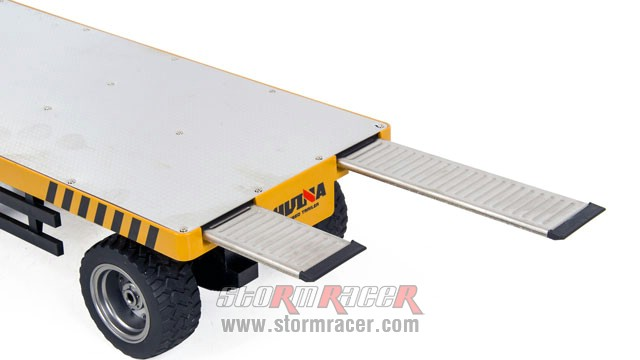 1/10 Alloy Flatbed Trailer 007