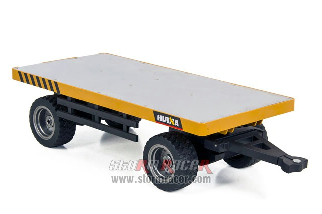 1/10 Alloy Flatbed Trailer 008