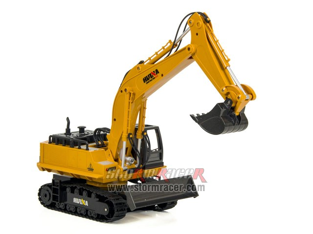 1/16 RC Excavator with 11CH Radio 004