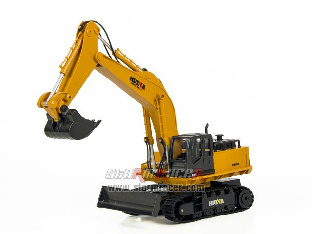 1/16 RC Excavator with 11CH Radio 009