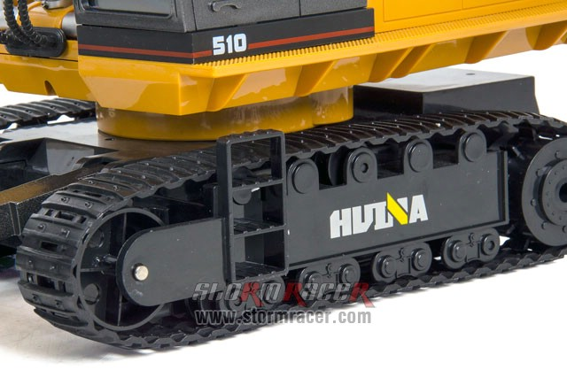 1/16 RC Excavator with 11CH Radio 010