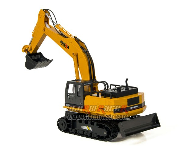 1/16 RC Excavator with 11CH Radio 012
