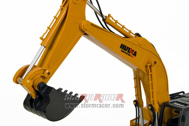 1/16 RC Excavator with 11CH Radio 014