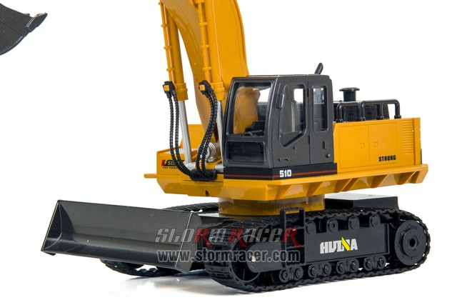 1/16 RC Excavator with 11CH Radio 015