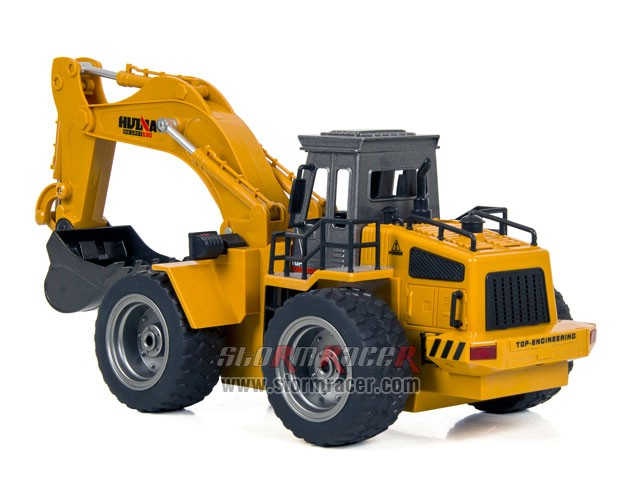 HuiNa Excavator 1/18 6CH 006