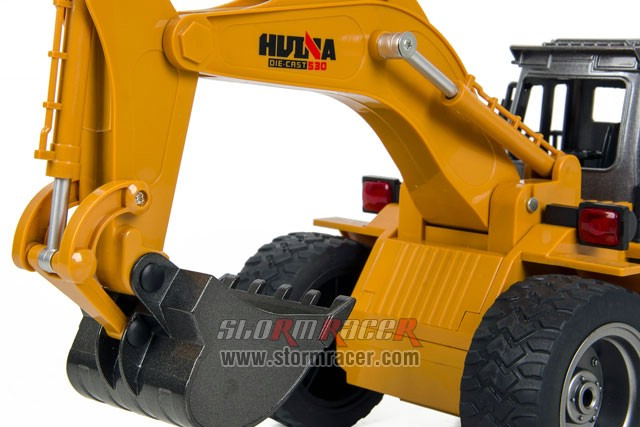 HuiNa Excavator 1/18 6CH 016