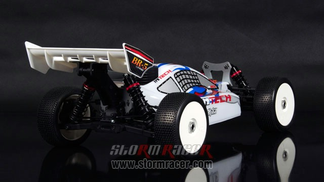 InTech BR-5 Nitro Buggy 1/8 010