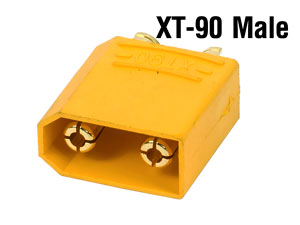 Connector XT90 Male (Giắc Cắm Đực 5.0mm)