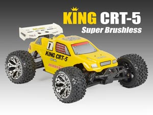 Hongnor 1/12 Truggy KING CRT-5 (120A)