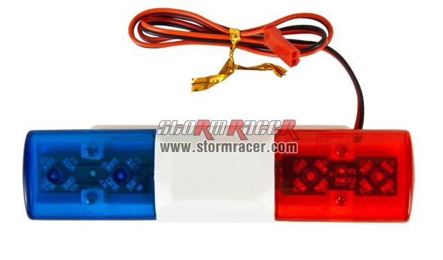 Đèn nóc Police LED điện tử SR-08070015